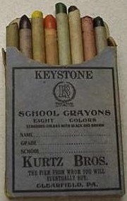 Keystone School - 8 colors