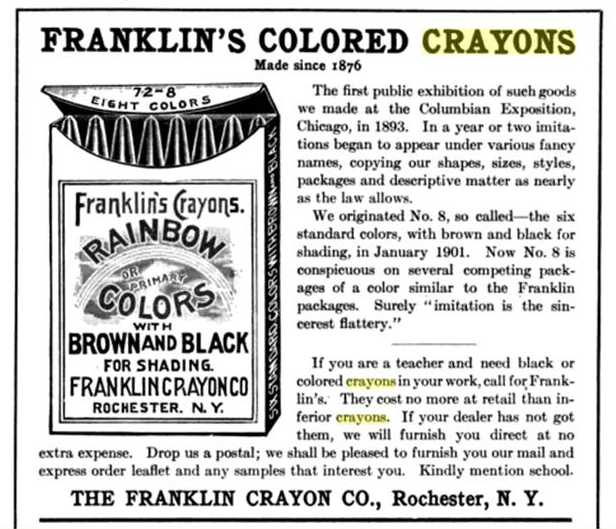 1908 Sep Franklin