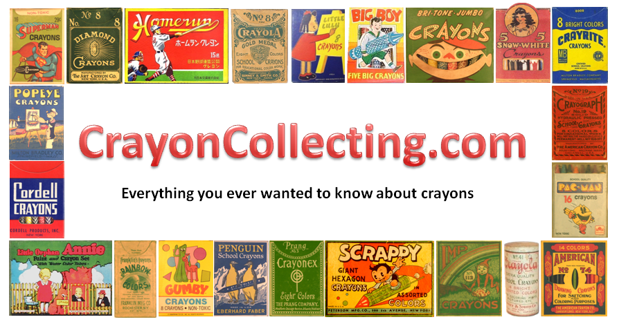 Crayon Collecting Banner Image