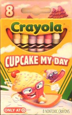 Crayola Cupcake My Day - 8 colors.jpg