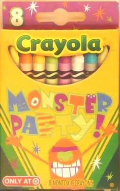 Crayola Monster Party - 8 colors.jpg